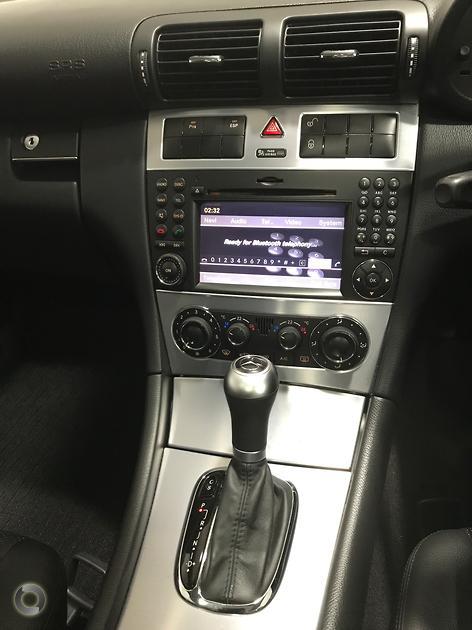 2009 Mercedes-Benz CLC 200 KOMPRESSOR Coupe