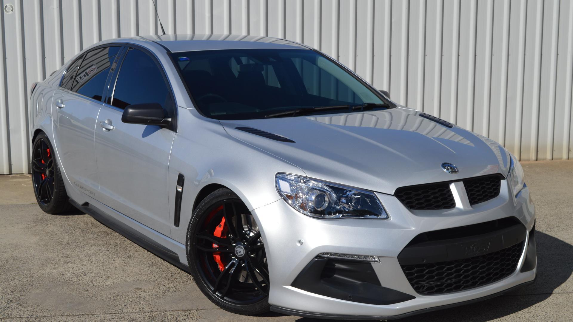 2016 Holden Special Vehicles Clubsport GEN-F2