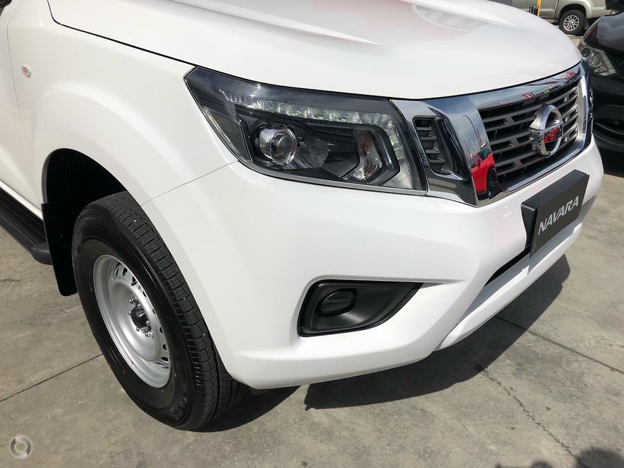 2019 Nissan Navara SL D23 Series 4