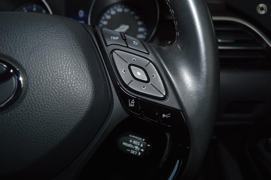 2018 Toyota C-HR Koba NGX10R