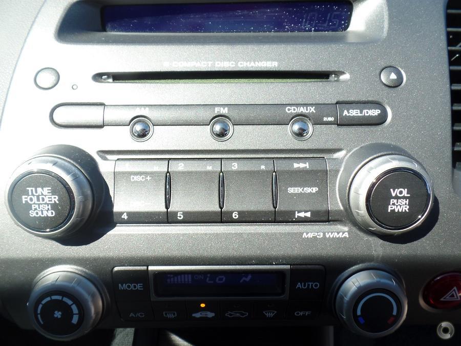 2008 Honda Civic Sport 8th Gen