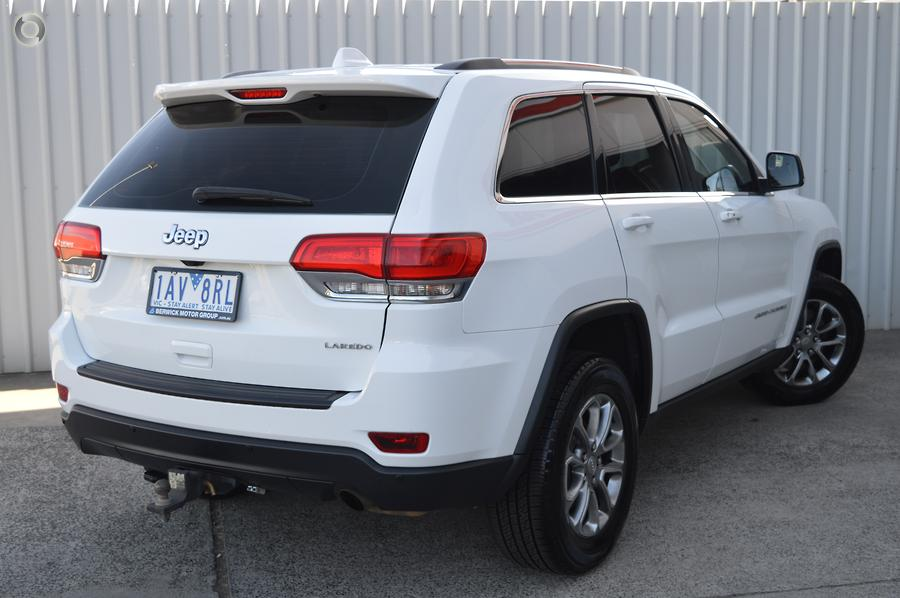 2013 Jeep Grand Cherokee Laredo WK