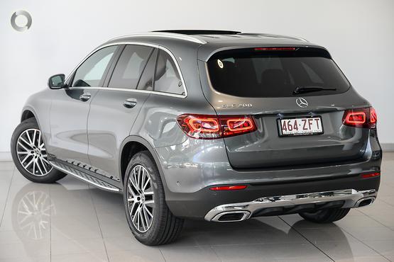 2019 Mercedes-Benz GLC 200