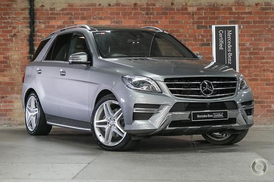 2015 Mercedes-Benz ML 350 BLUETEC