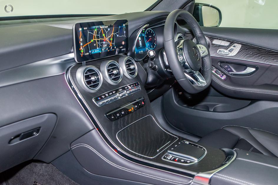 2019 Mercedes-Benz GLC 300 Coupe