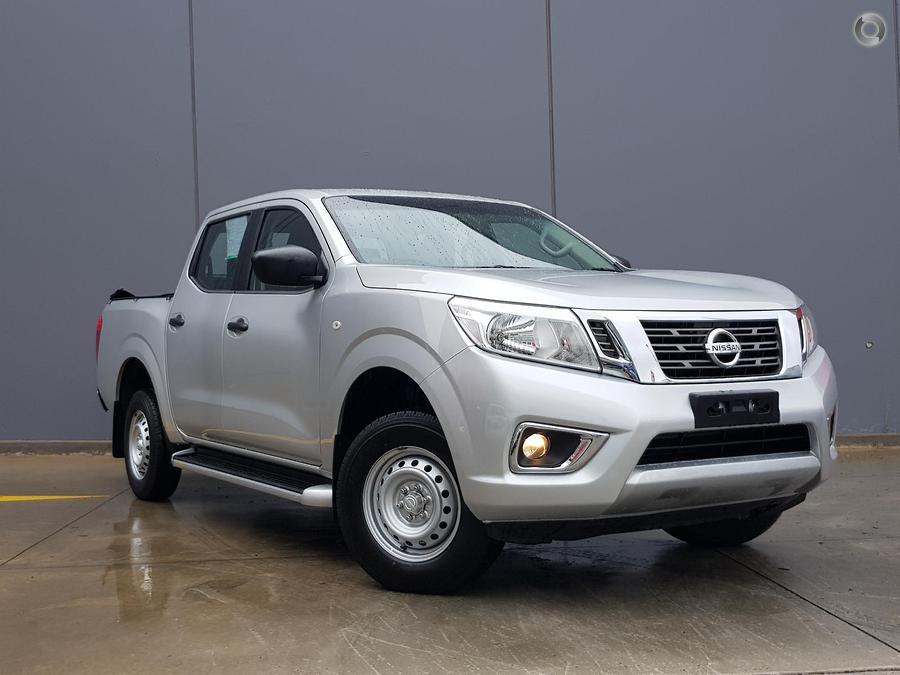 2015 Nissan Navara DX D23