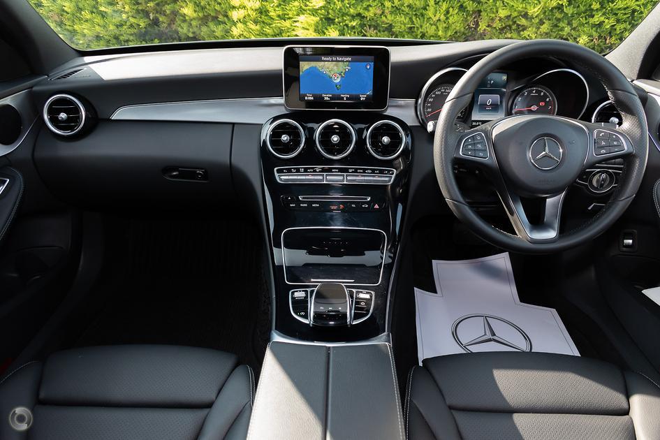 2017 Mercedes-Benz C 200 Estate