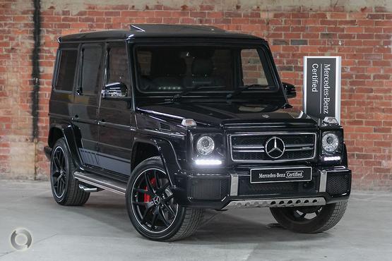 2016 Mercedes-Benz <br>G-CLASS