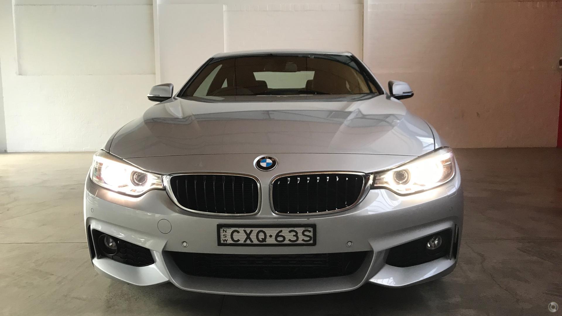 2014 BMW 428i M Sport  F32