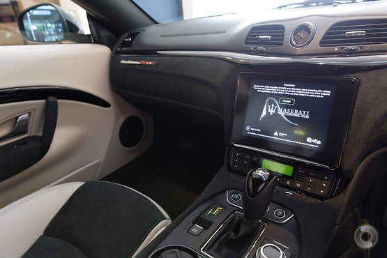2019 Maserati GranTurismo MC M145