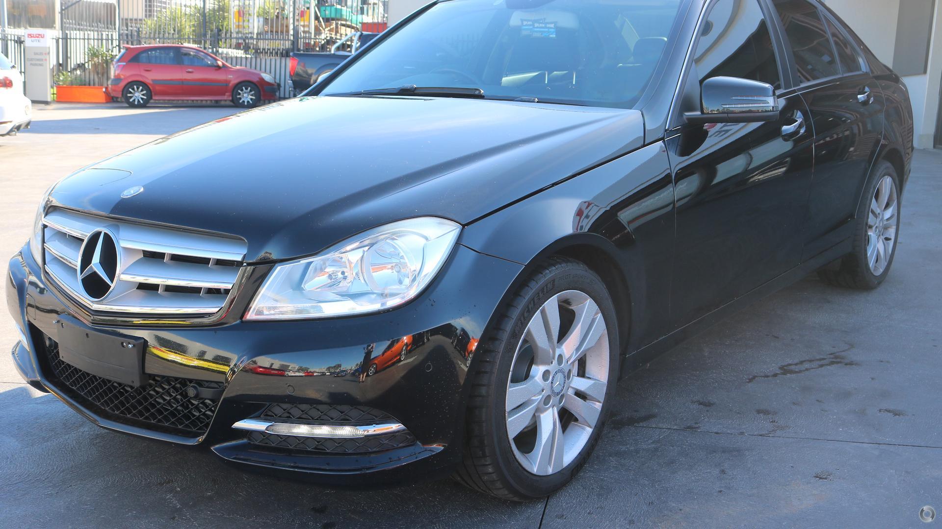 2014 Mercedes-benz C200  W204