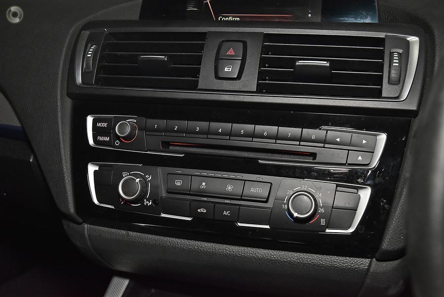 2015 BMW 118d