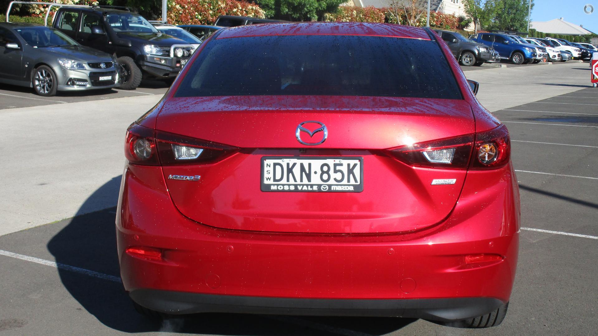 2016 Mazda 3 Touring BN Series