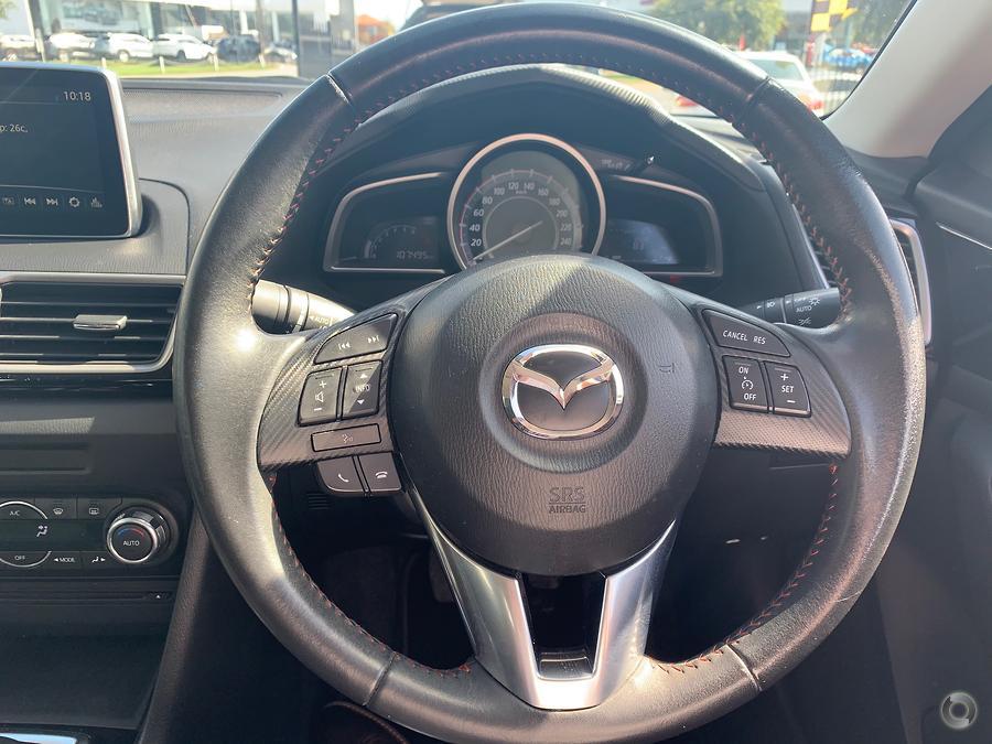 2013 Mazda 3 SP25 BL Series 2