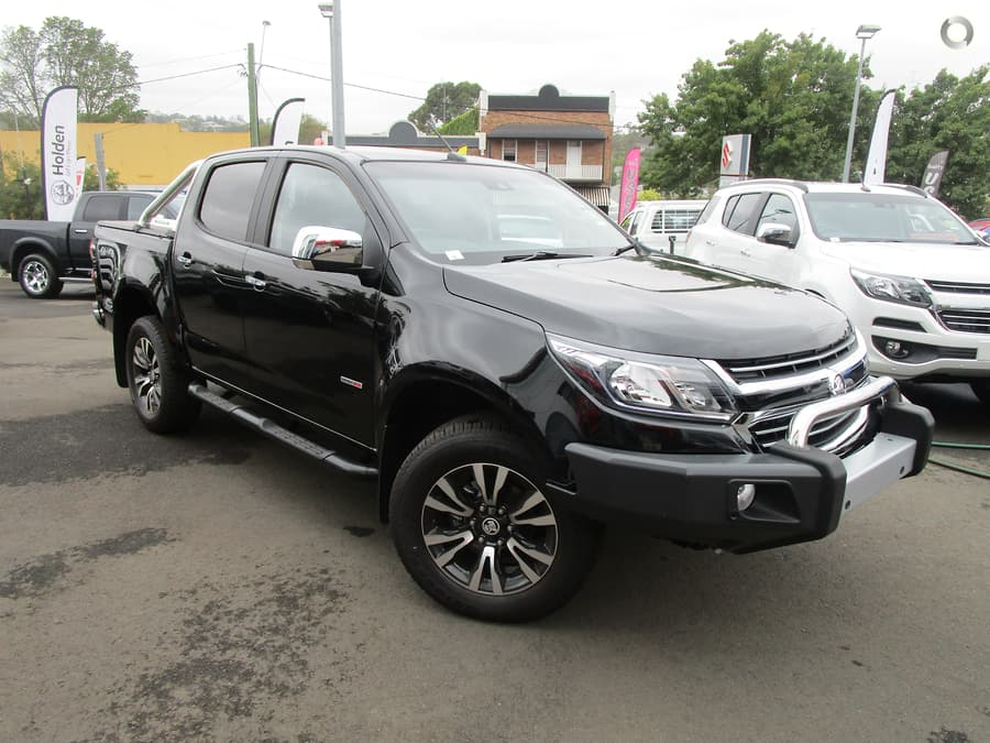 2019 Holden Colorado LTZ RG