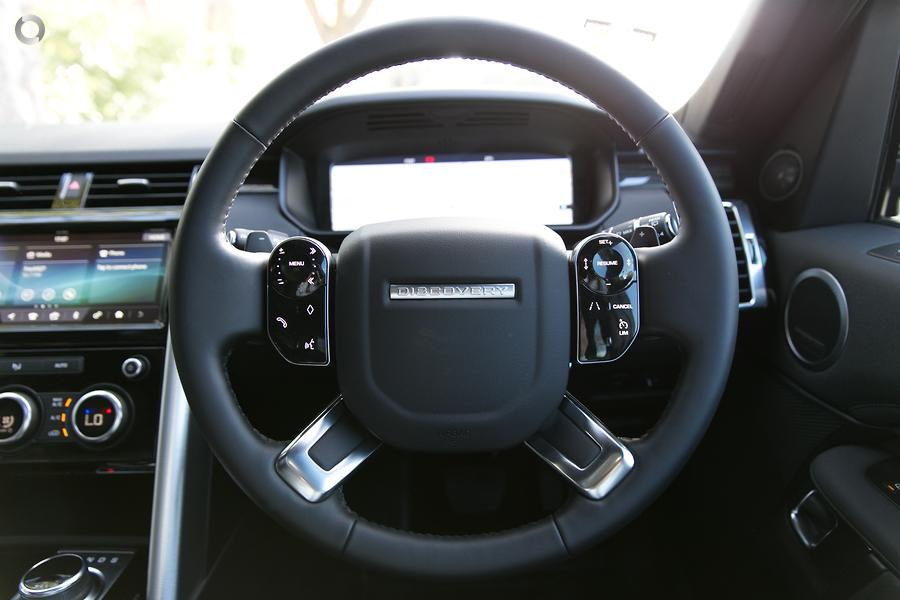 2019 Land Rover Discovery SD4 HSE Series 5