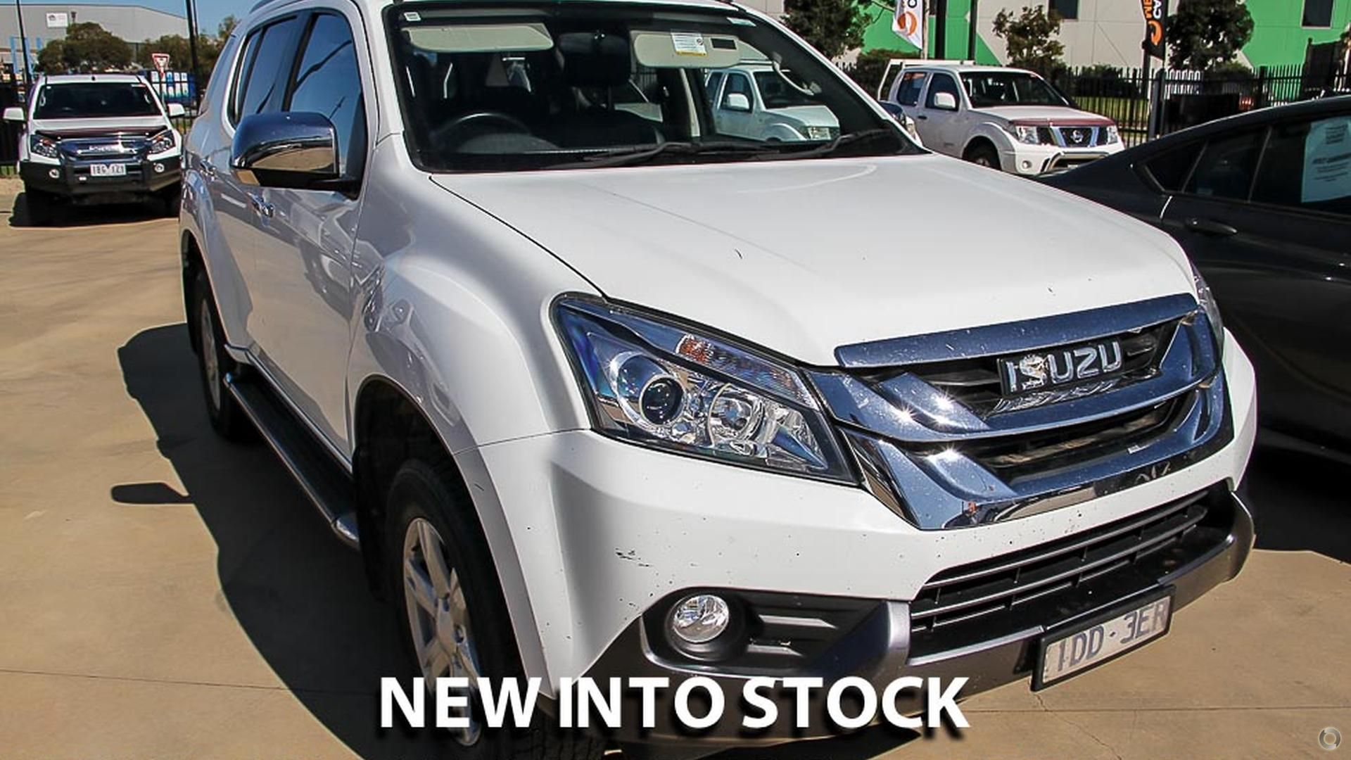 2015 Isuzu Mu-x LS-T (No Series)