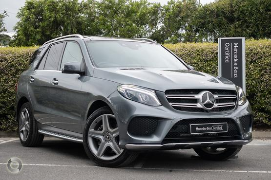 2018 Mercedes-Benz GLE 250 D