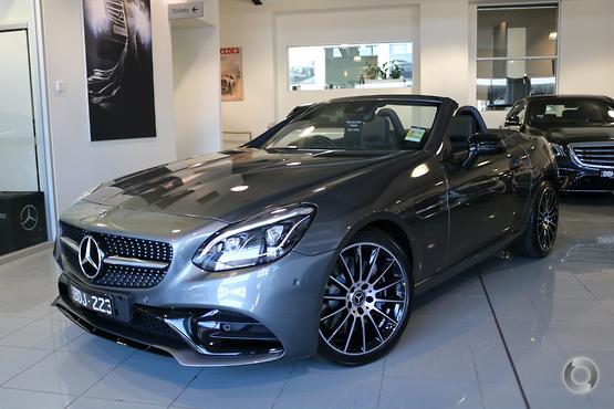 2019 Mercedes-Benz <br>SLC 200