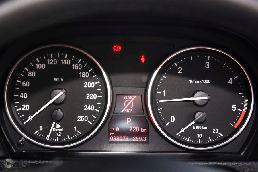 2013 BMW X1 sDrive18d E84 LCI
