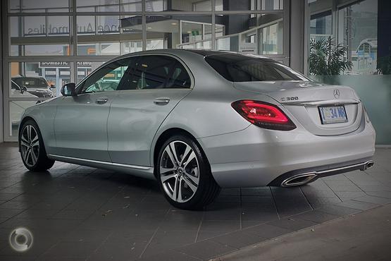 2019 Mercedes-Benz C 300