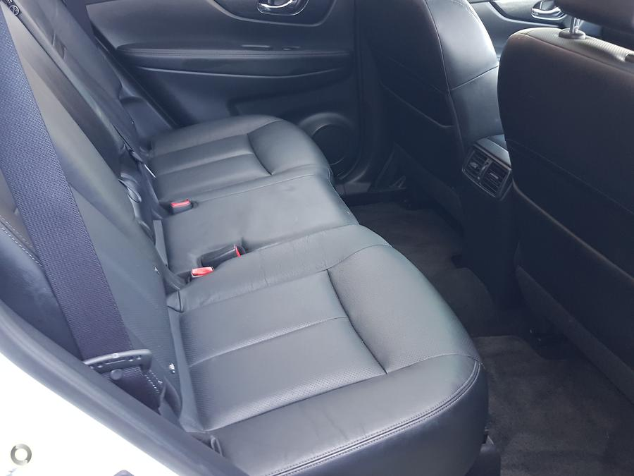 2016 Nissan X-TRAIL Ti