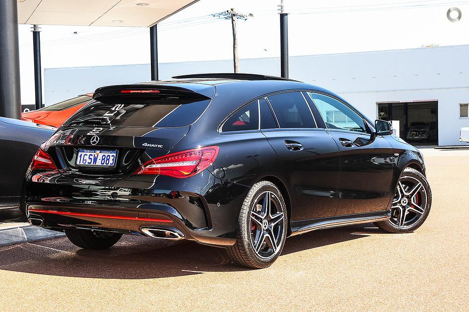 2019 Mercedes-Benz CLA-CLASS Shooting Brake