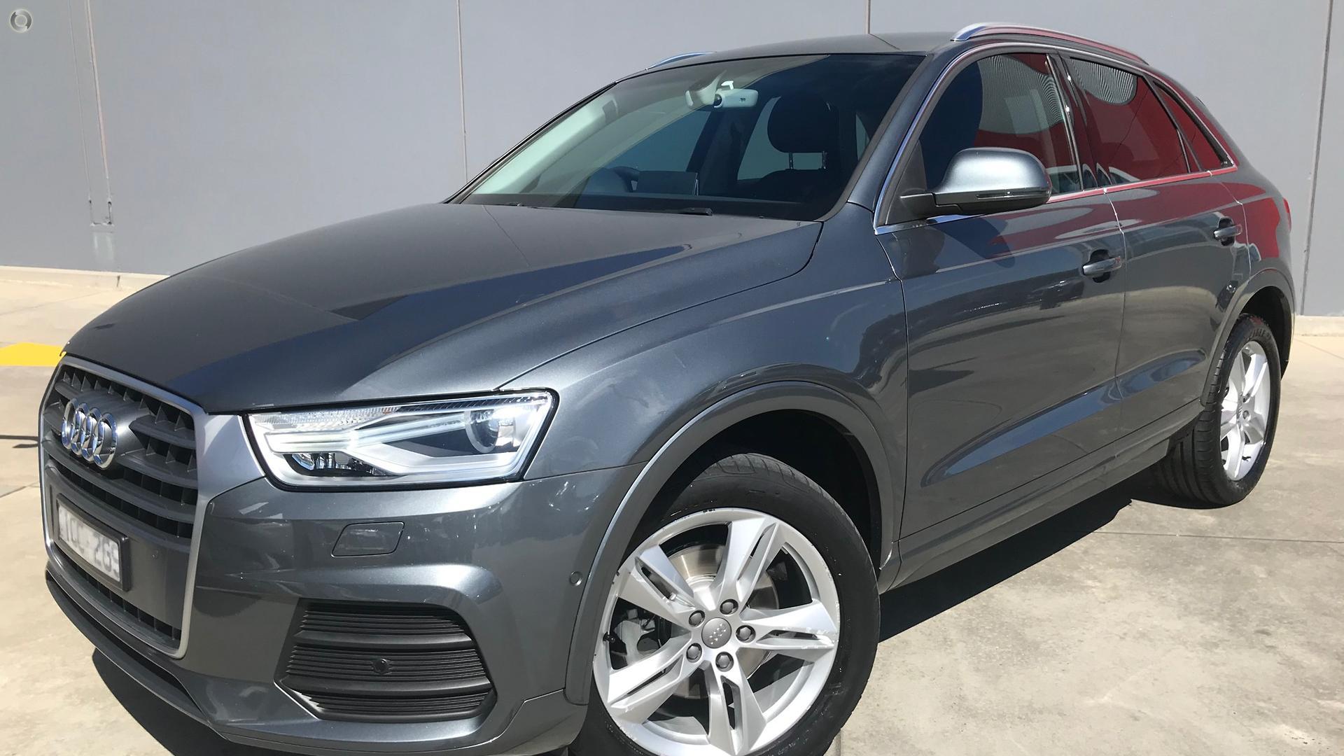 2015 Audi Q3 8U