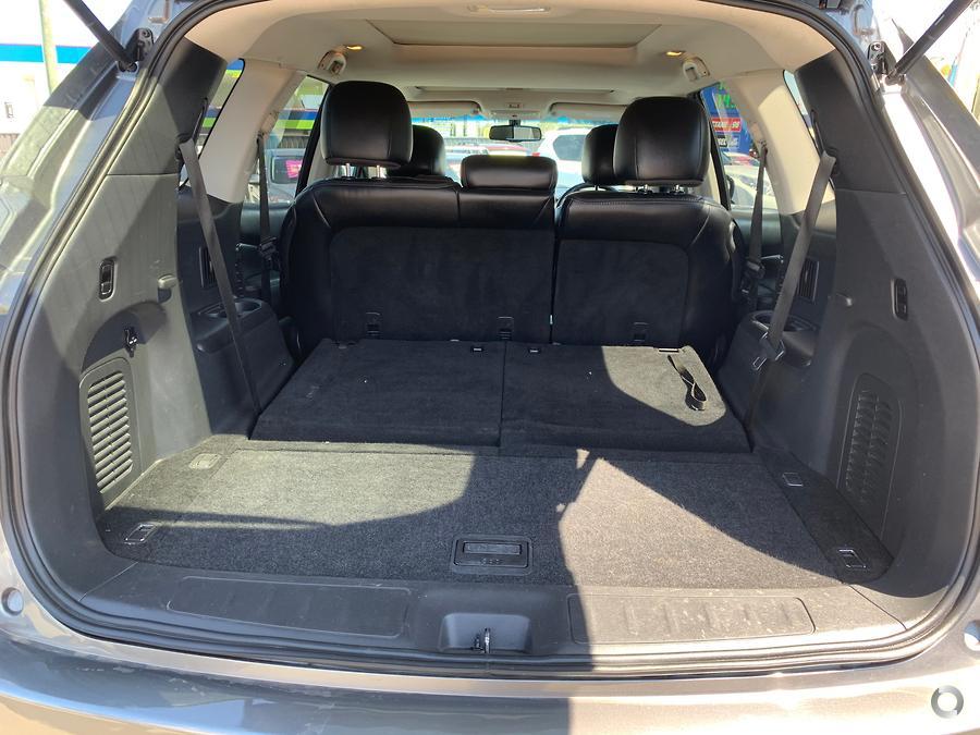 2015 Nissan Pathfinder ST-L R52