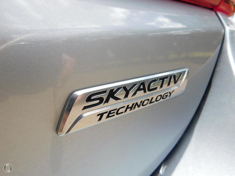 2017 Mazda 6 Sport GL Series