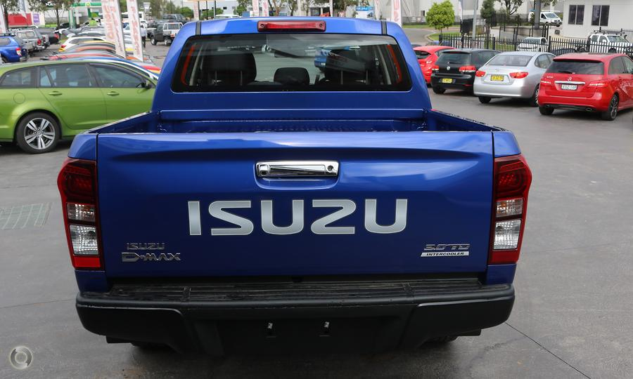 2019 Isuzu D-MAX LS-M