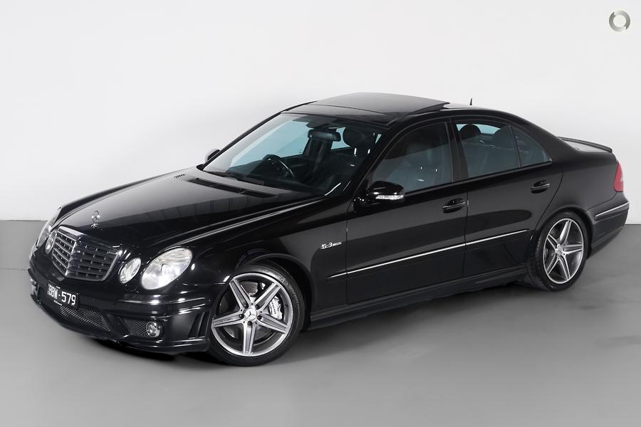 2007 Mercedes-Benz E63 AMG  W211
