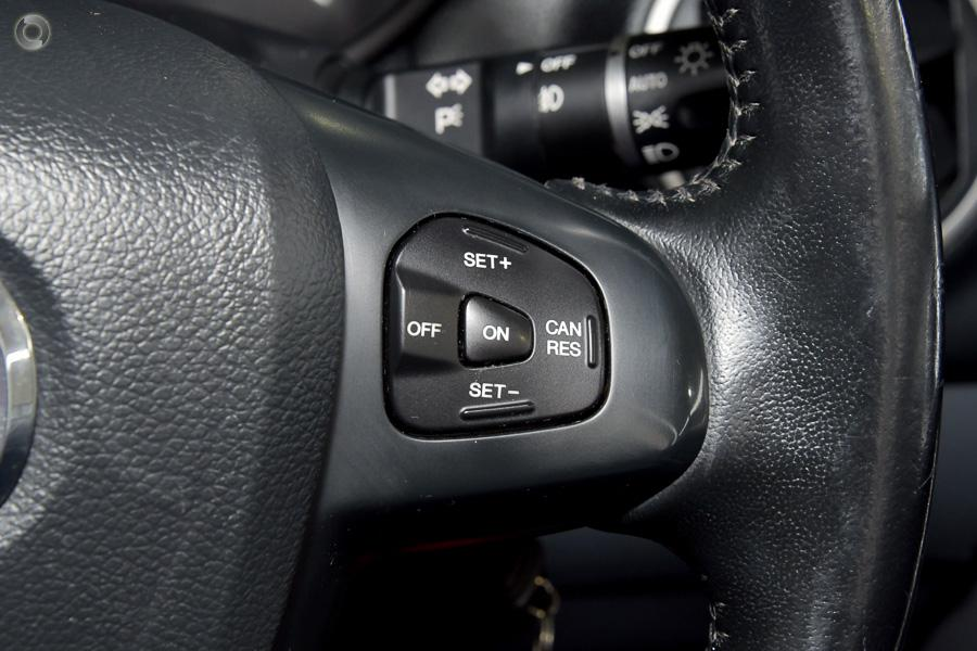 2016 Mazda BT-50 XTR Hi-Rider UR