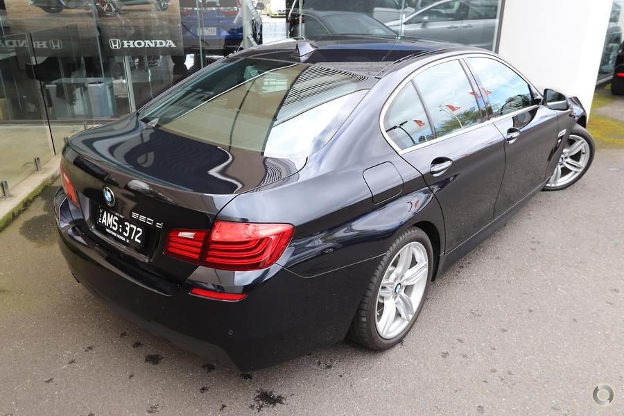2016 BMW 520d M Sport  F10 LCI