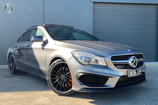 2014 Mercedes-Benz <br>CLA 45