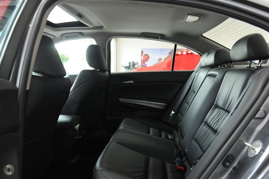 2013 Honda Accord V6 Luxury 8th Gen