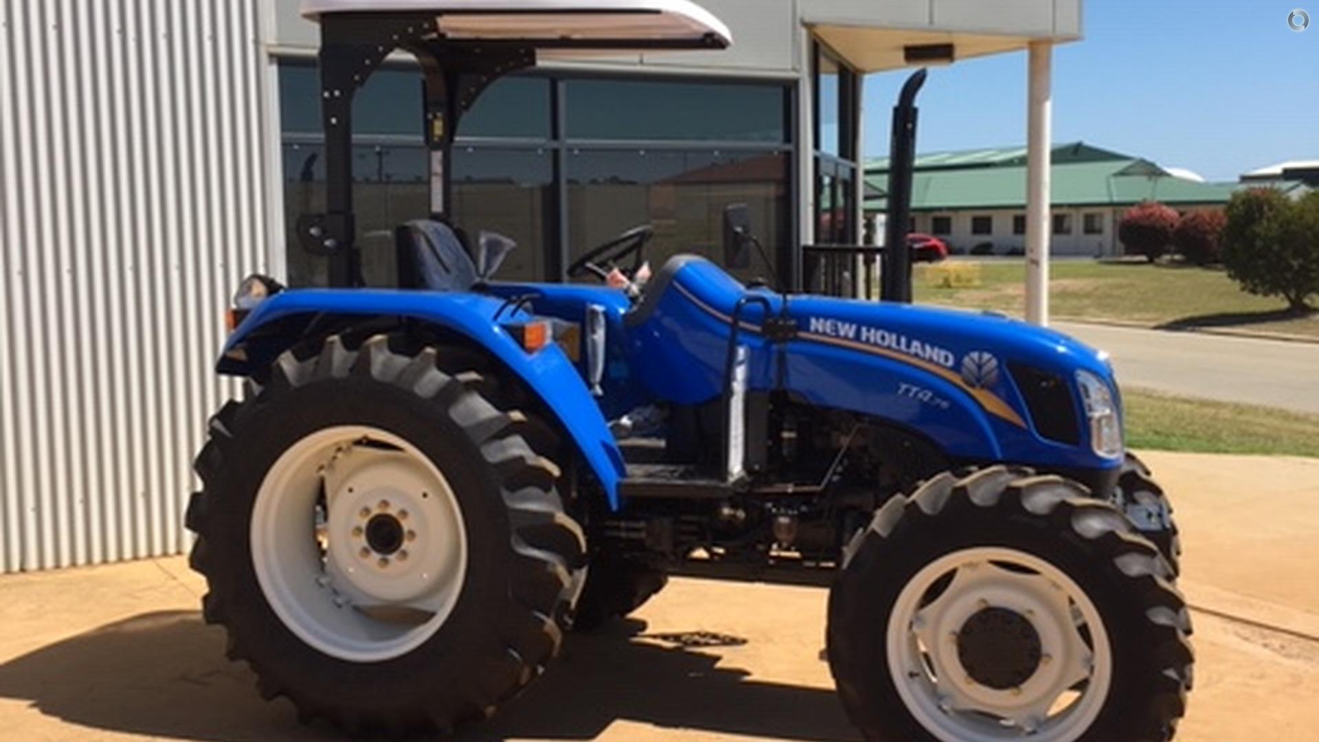 0 New Holland TT4.75 Tractor