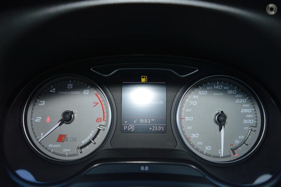 2016 Audi S3  8V