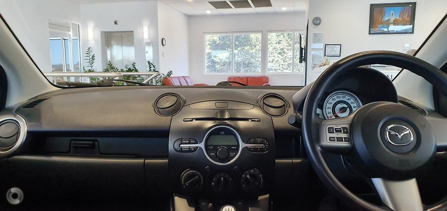 2009 Mazda 2 Maxx DE Series 1