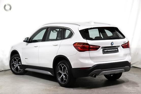 2016 BMW X 1 sDrive18d