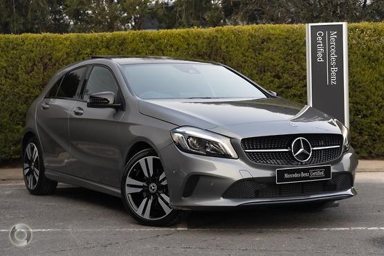 2017 Mercedes-Benz A 200 D