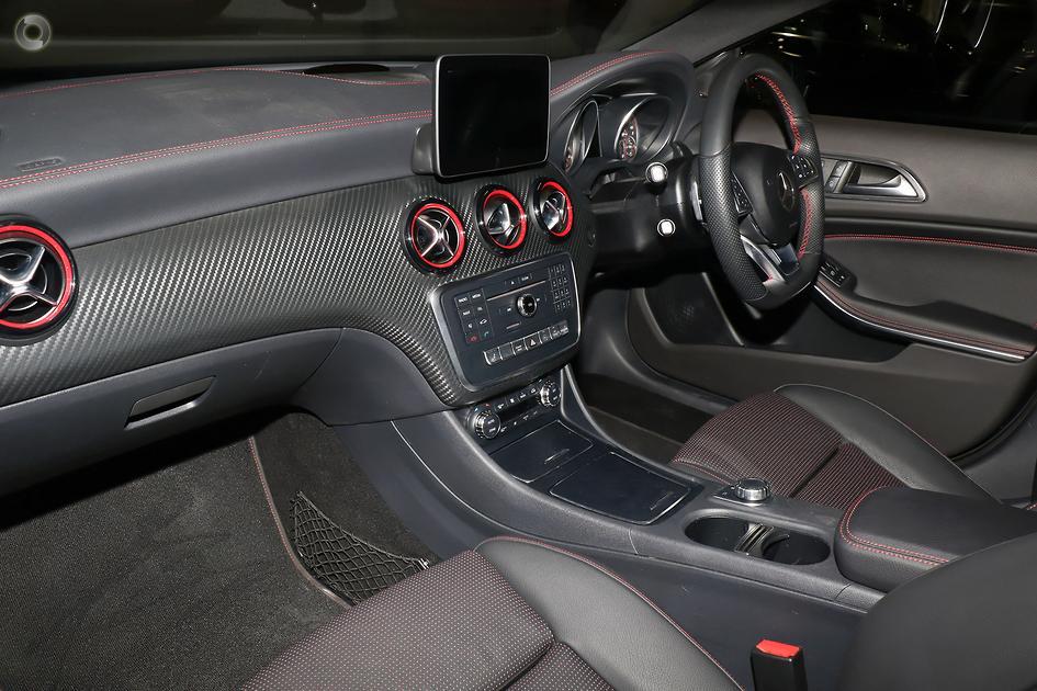2017 Mercedes-Benz A 250 Hatch