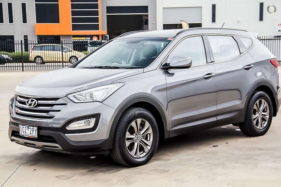 2014 Hyundai Santa Fe Active DM