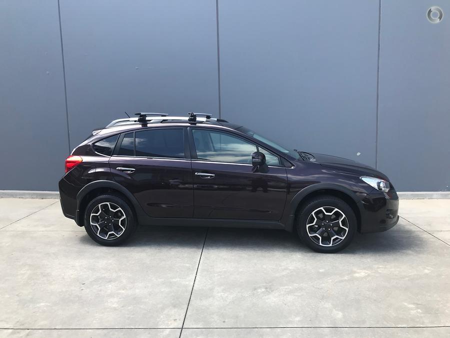 2013 Subaru XV 2.0i-S G4X