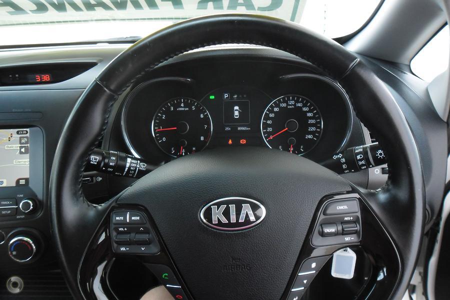2016 Kia Cerato S Premium YD