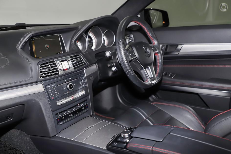 2016 Mercedes-Benz E 250 Coupé