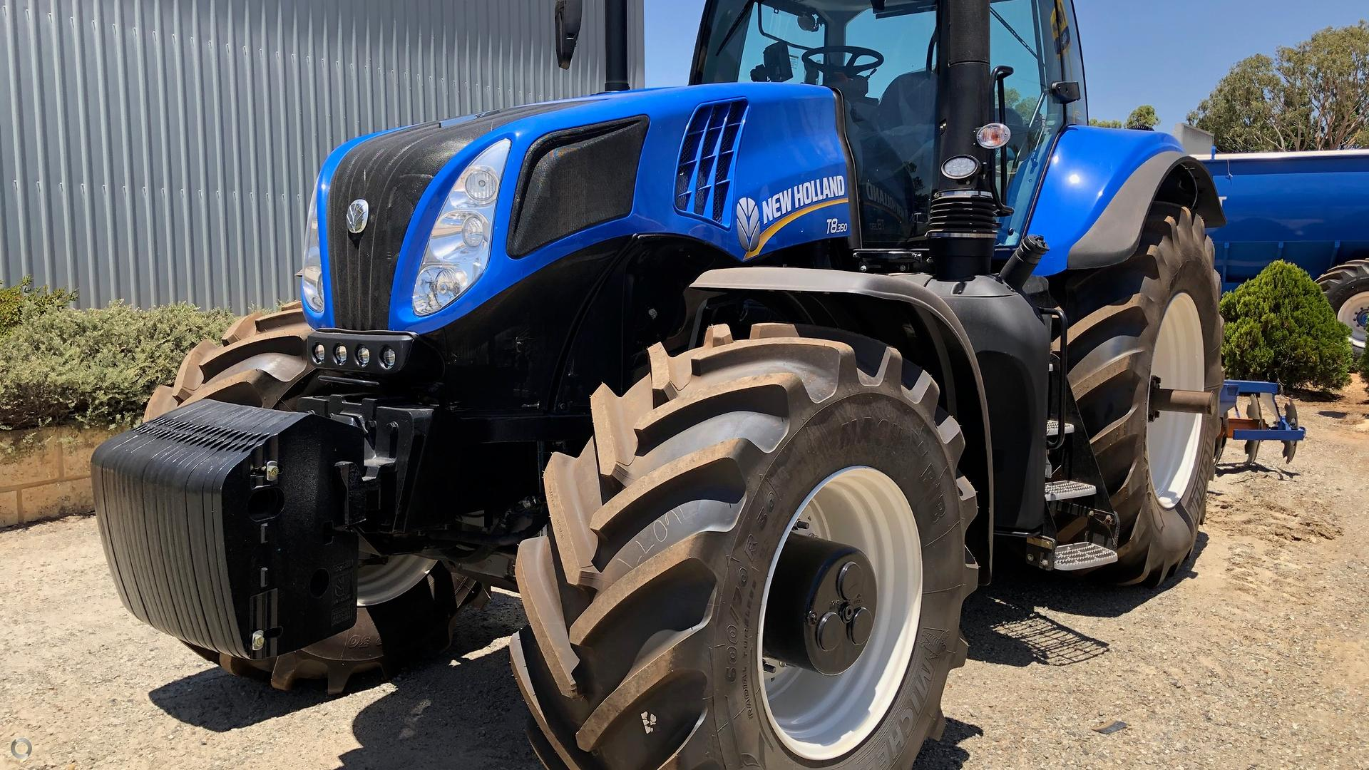 2019 New Holland T8.350