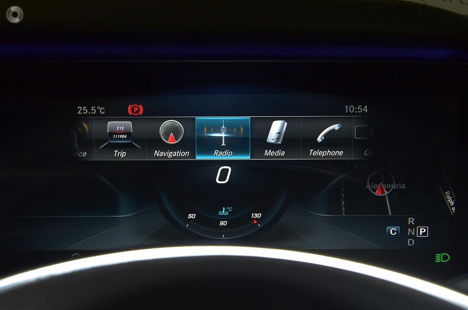 2018 Mercedes-Benz E 350 D Sedan
