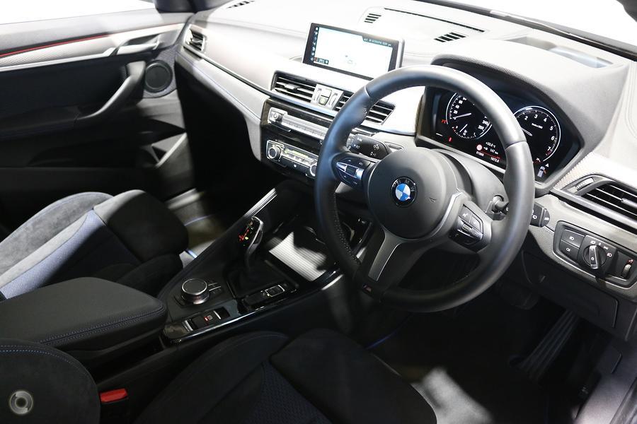 2018 BMW X2 sDrive18i M Sport