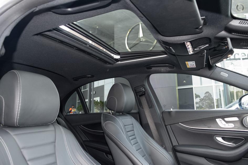 2016 Mercedes-Benz E-CLASS Sedan